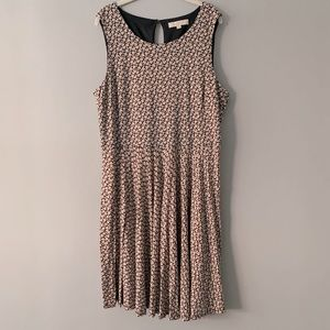 Ann Taylor Loft Floral Dress XXL